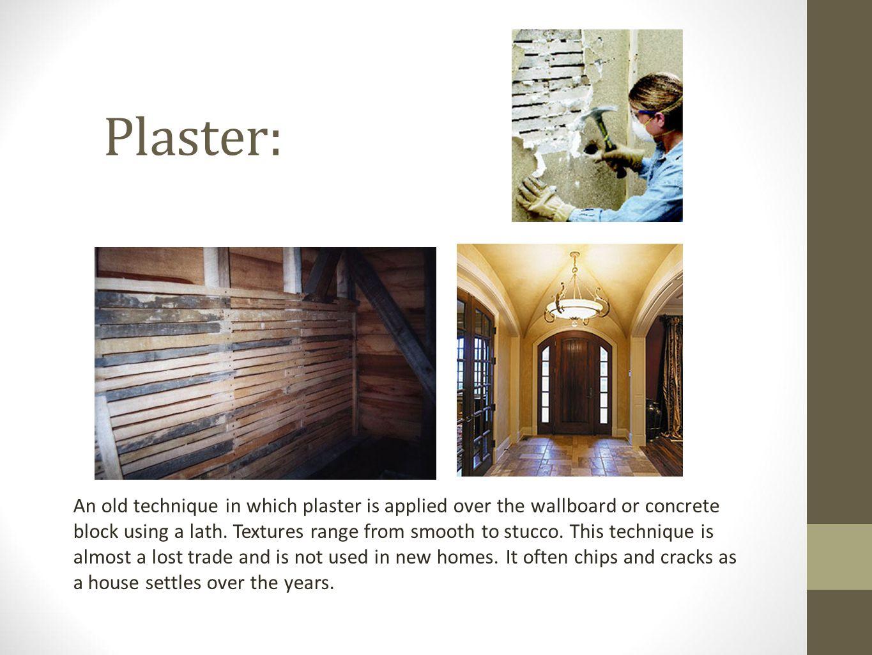 Plaster: