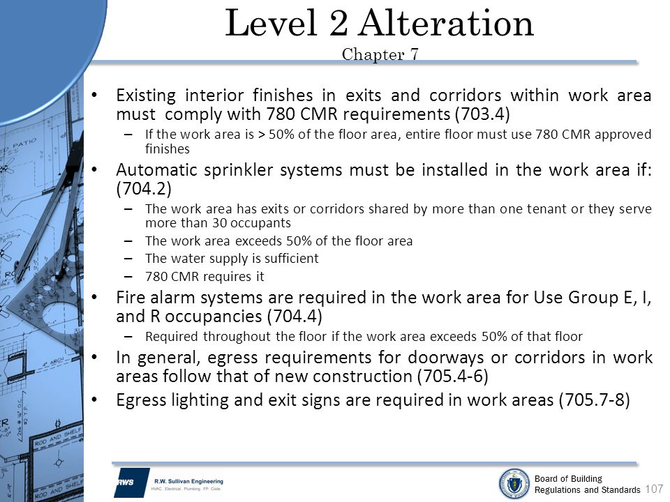 Level 2 Alteration Chapter 7