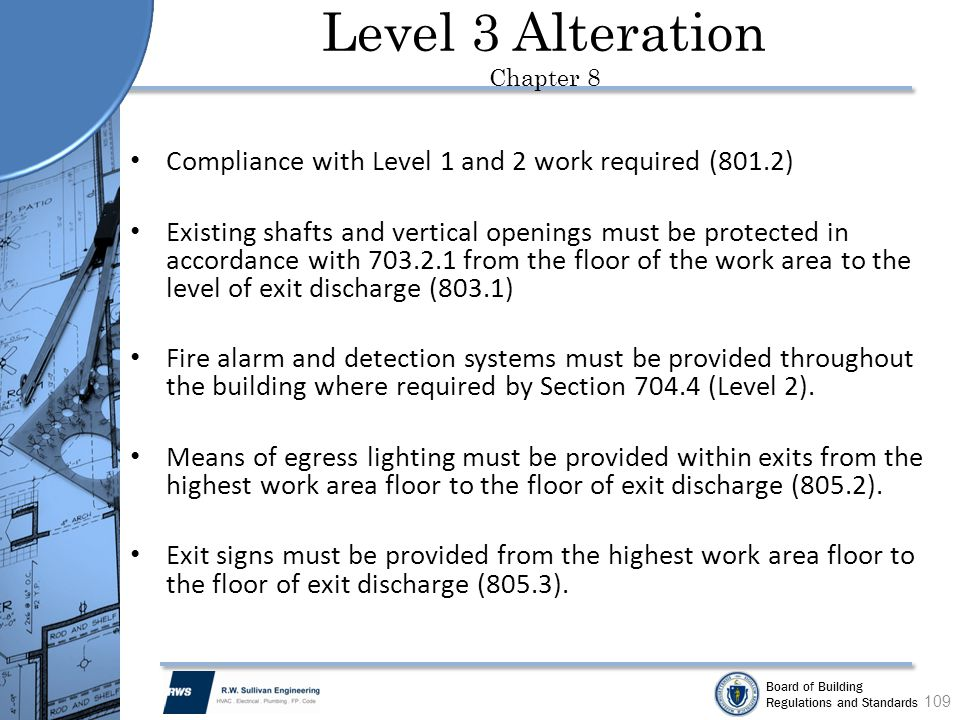 Level 3 Alteration Chapter 8