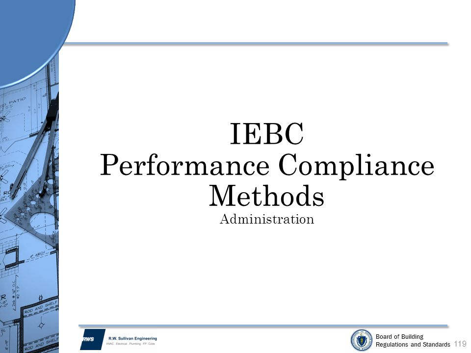 Performance Compliance Methods Administration