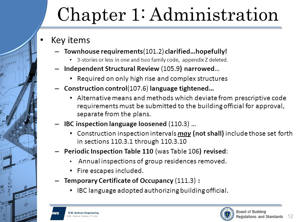 Chapter 1: Administration