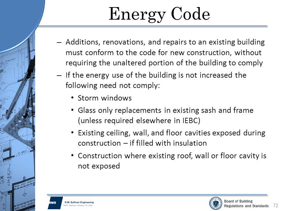 Energy Code