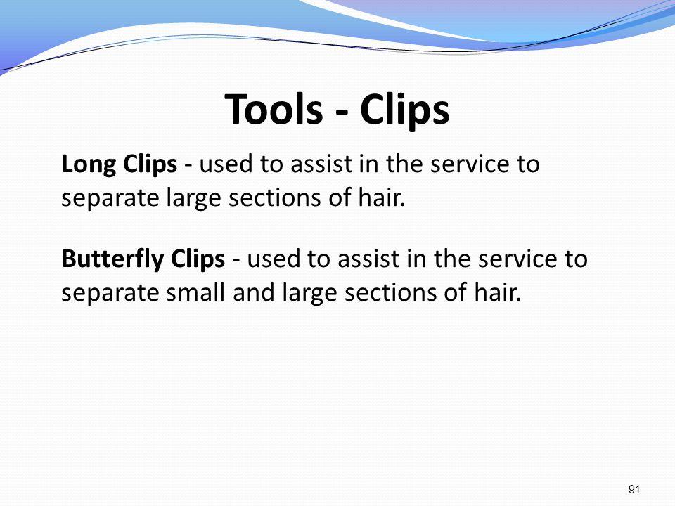 Tools - Clips