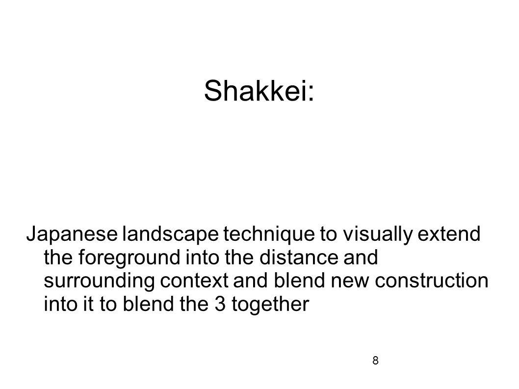 Shakkei:
