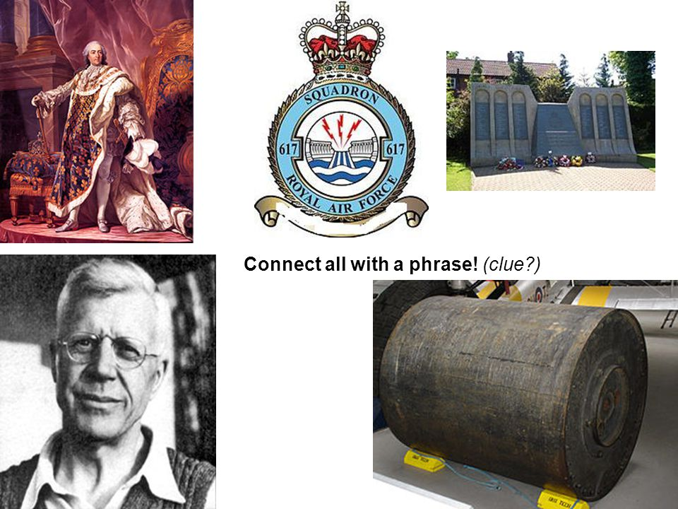 Connect all with a phrase! (clue )