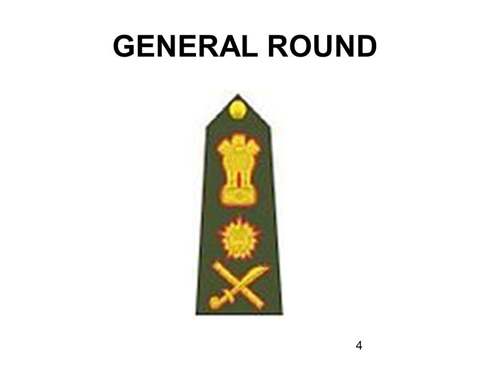 GENERAL ROUND