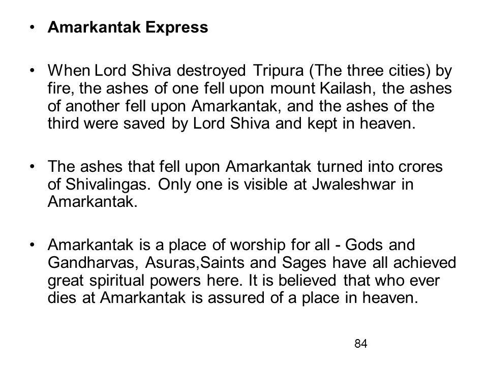 Amarkantak Express
