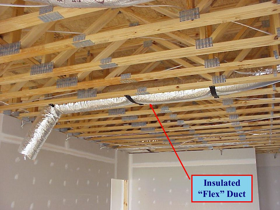 Insulated Flex Duct