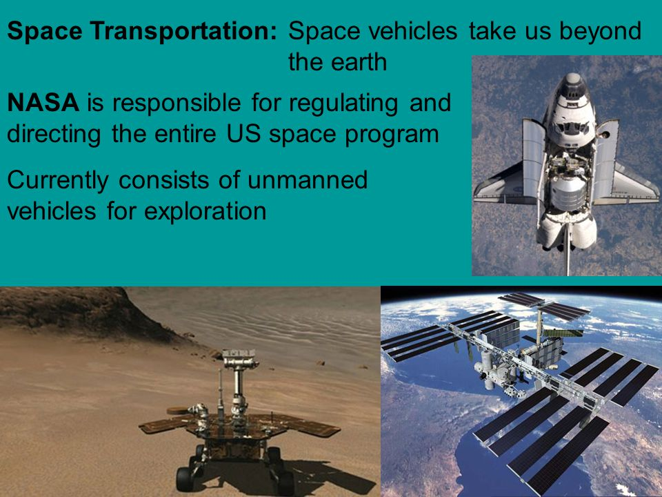 Space Transportation: