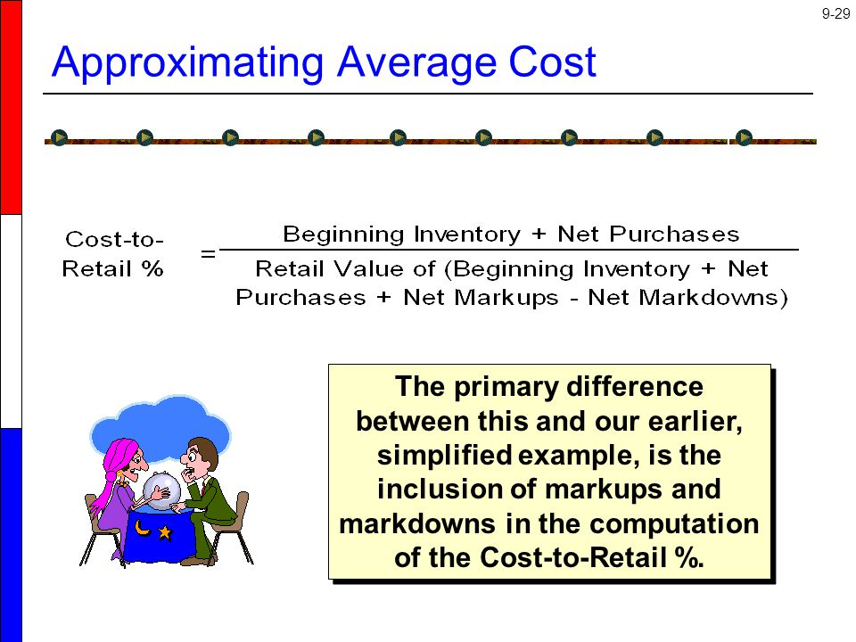 Approximating Average Cost
