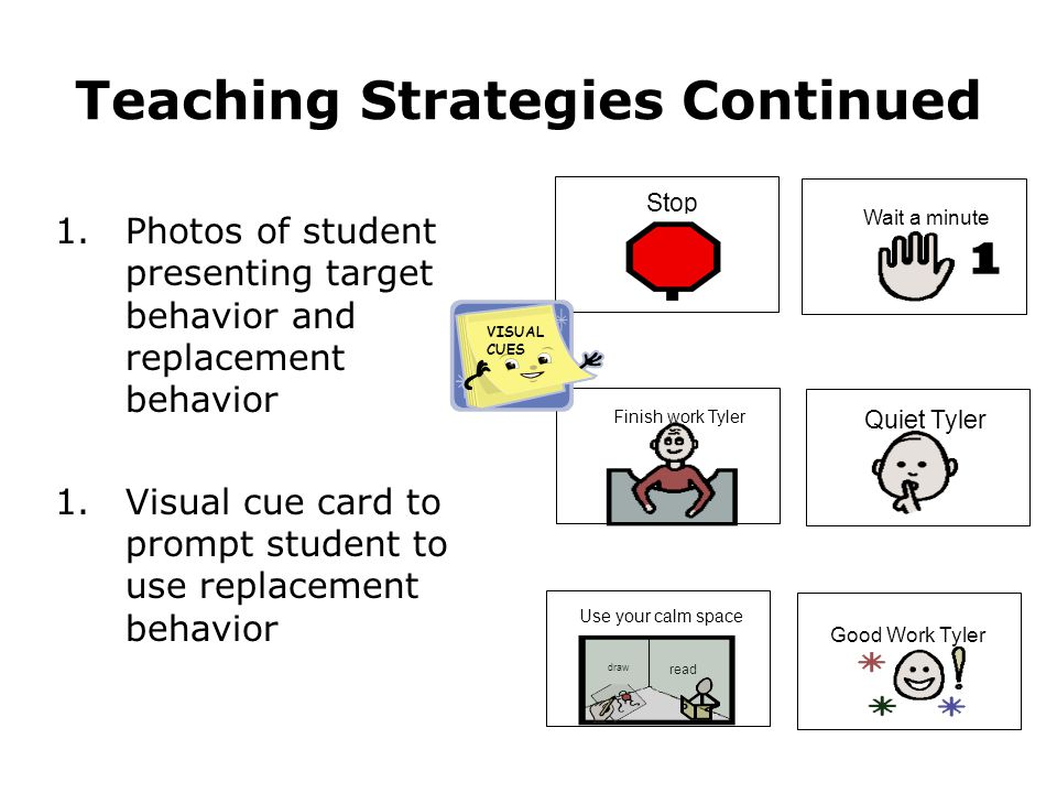 Teaching Strategies Continued