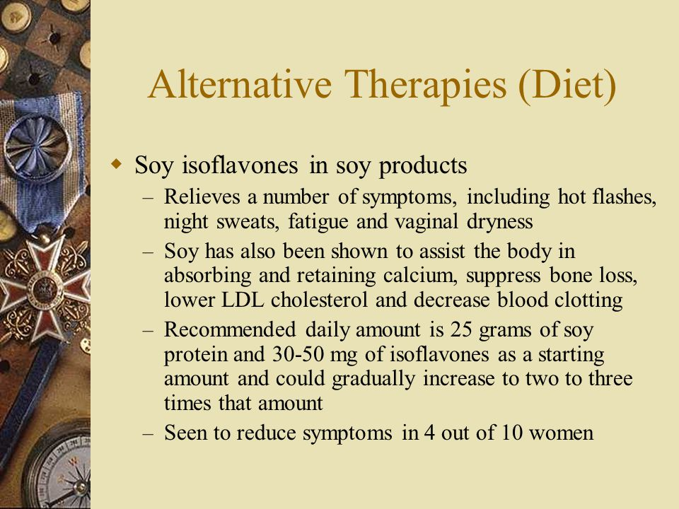 Alternative Therapies (Diet)