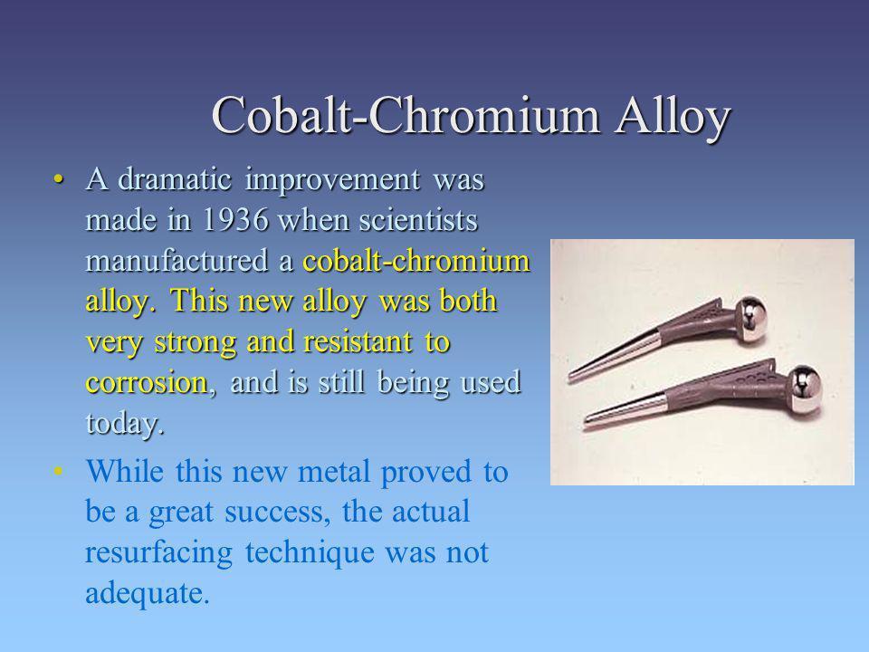 Cobalt-Chromium Alloy