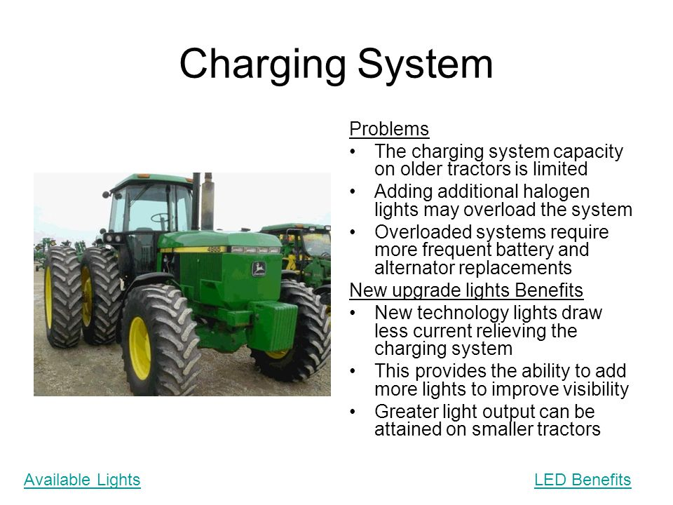 Charging System Problems