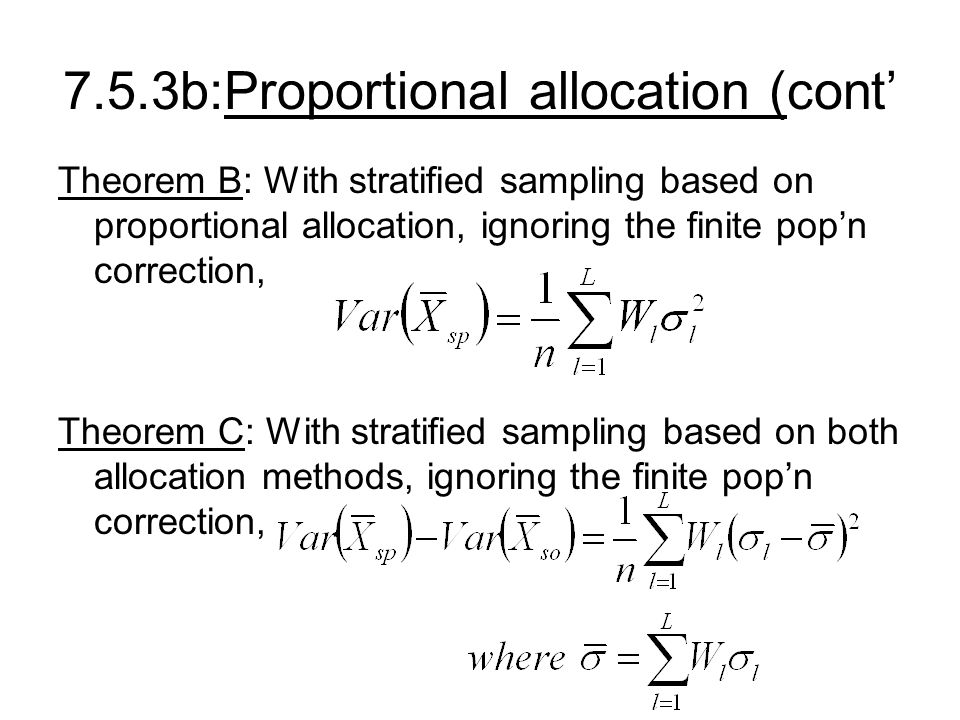 7.5.3b:Proportional allocation (cont'