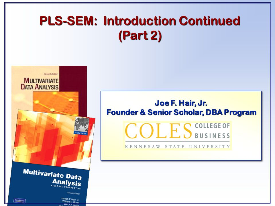 Founder & Senior Scholar, DBA Program