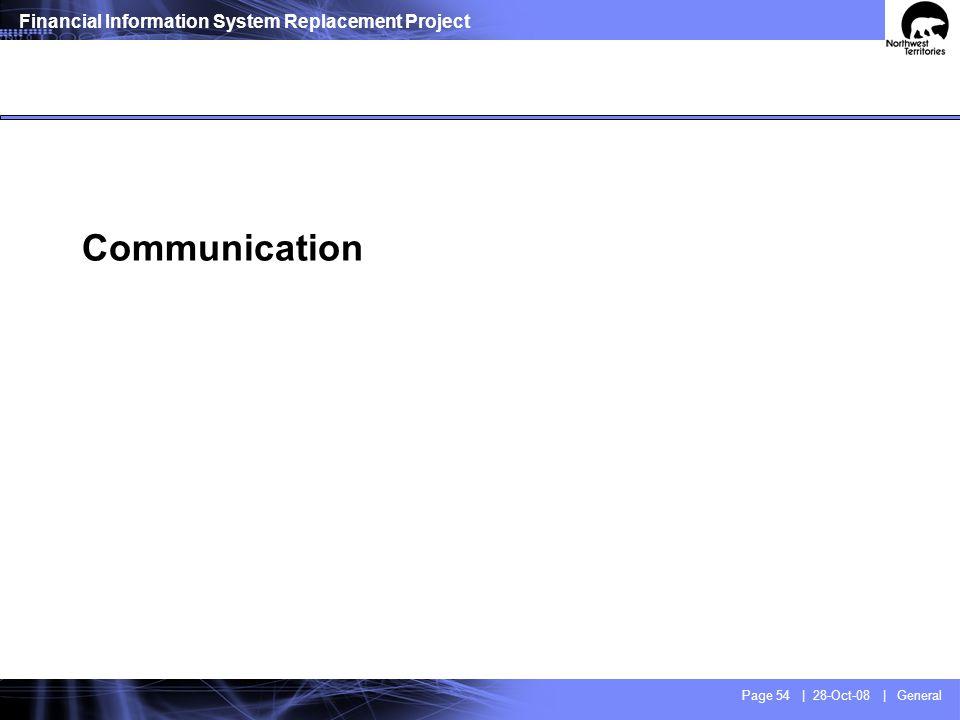 Communication guiding principles