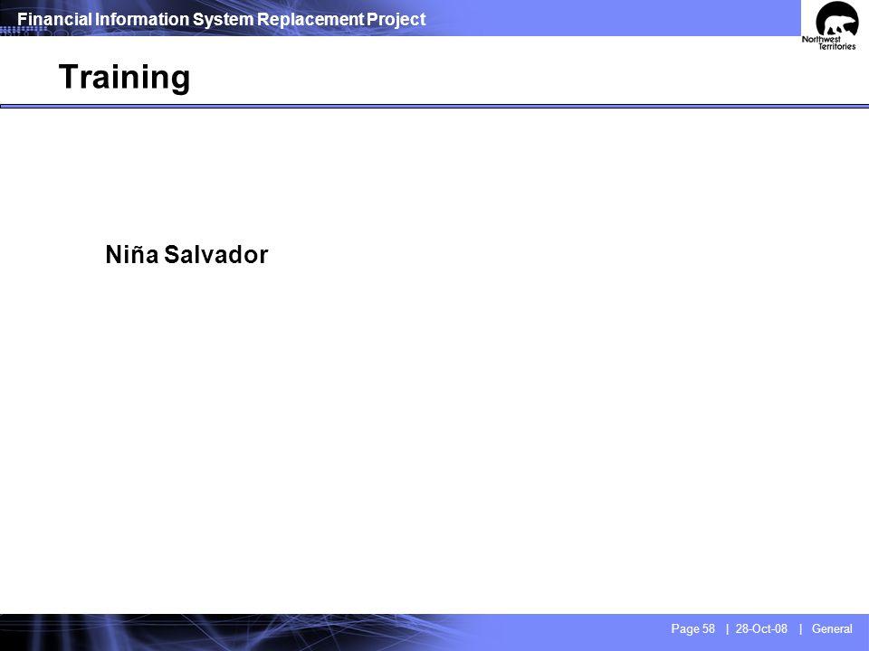 Training guiding principles