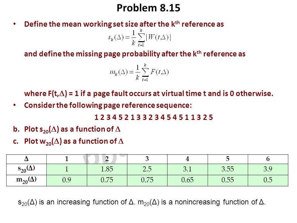 Problem 8.15
