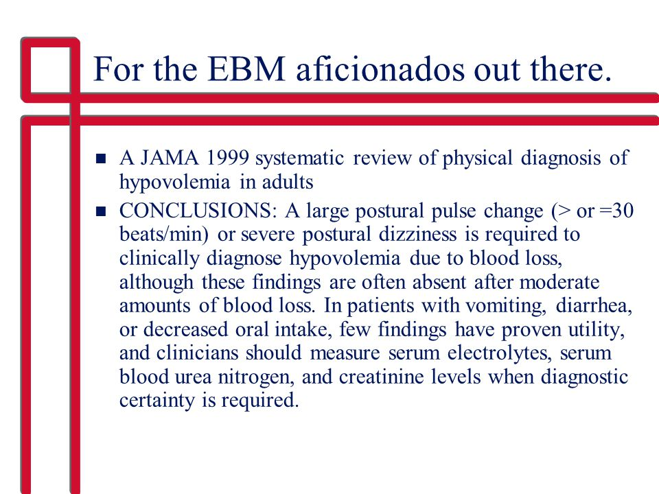For the EBM aficionados out there.
