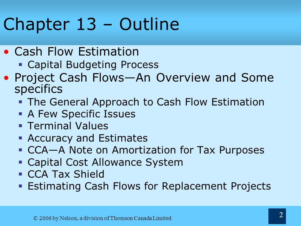 capital budgeting method and cash flows 1) investment decision rules (eg, npv, irr and payback period methods)   poor estimations on project cash flows and the discount rate, could still destroy.