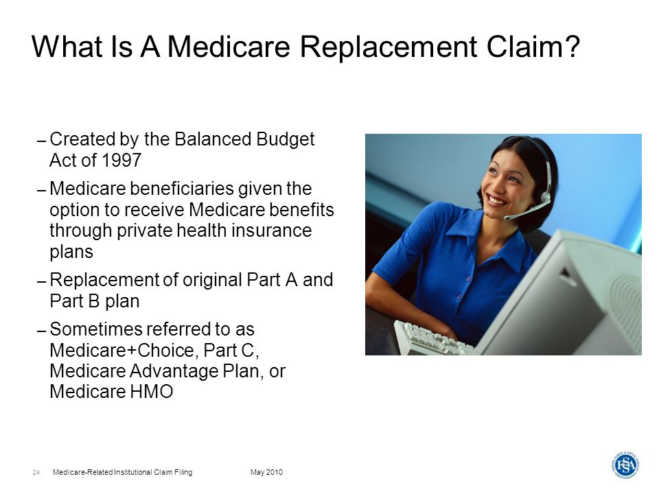 What Is A Medicare Replacement Claim