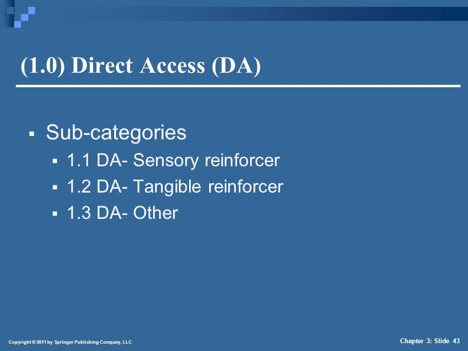 (2.0) Socially Mediated Access (SMA)