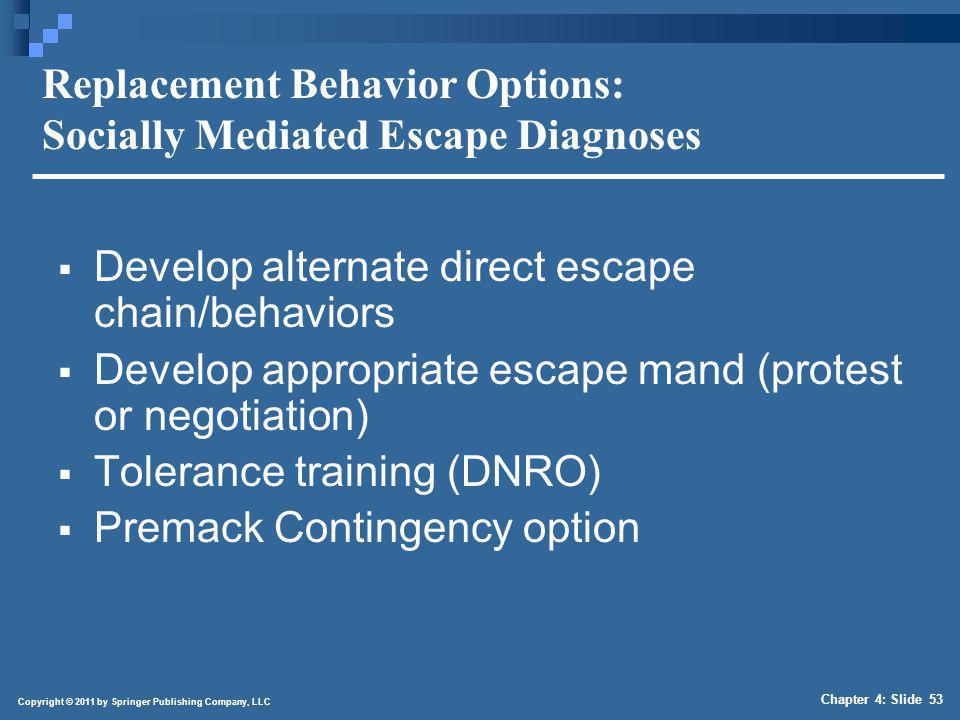 4/1/2017 Appendix A: Diagnostic Classification System or the Replacement Behavior (DCS-RB) 3 Major Categories.