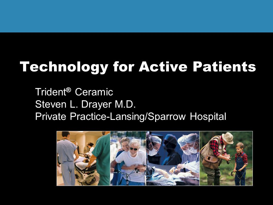 Technology for Active Patients