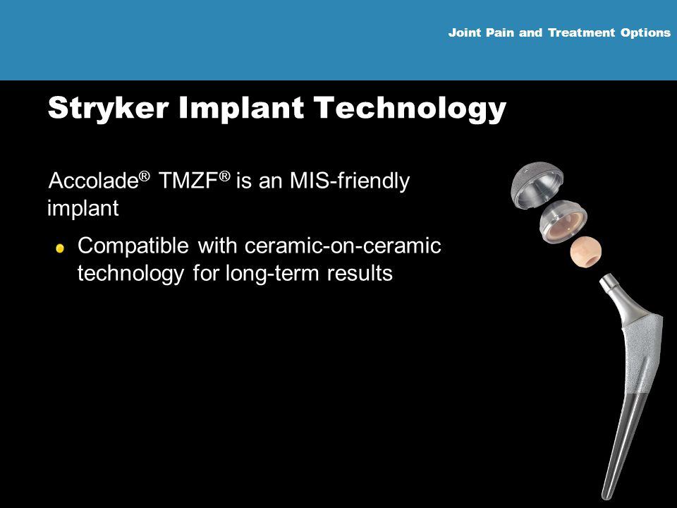 Stryker Implant Technology