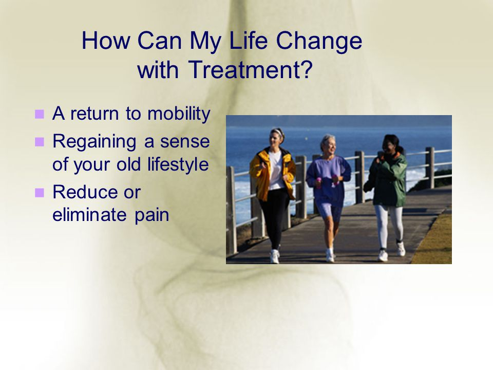 How Can My Life Change with Treatment