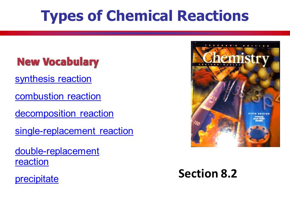 a study on chemical reactions Chemical reactions concept if chemistry were compared to a sport, then the study of atomic and molecular properties, along with learning about the elements and how they relate on the periodic table, would be like going to practice.