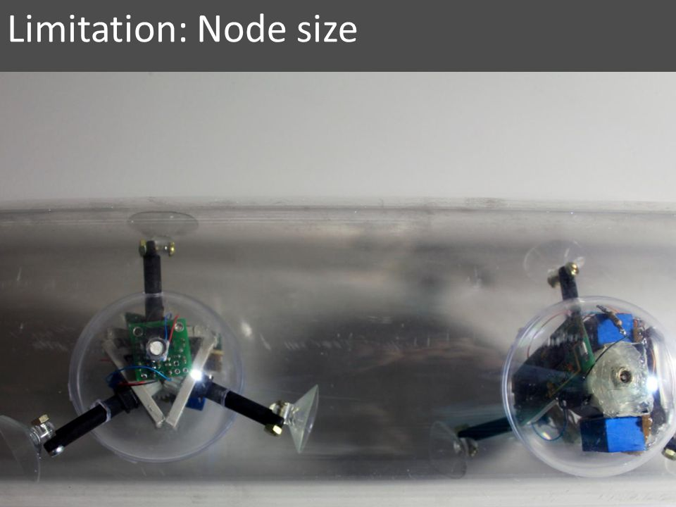 Limitation: Node size