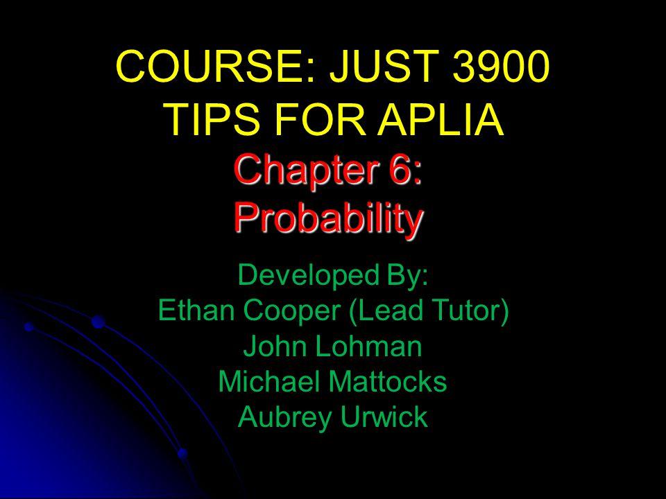 Ethan Cooper (Lead Tutor)