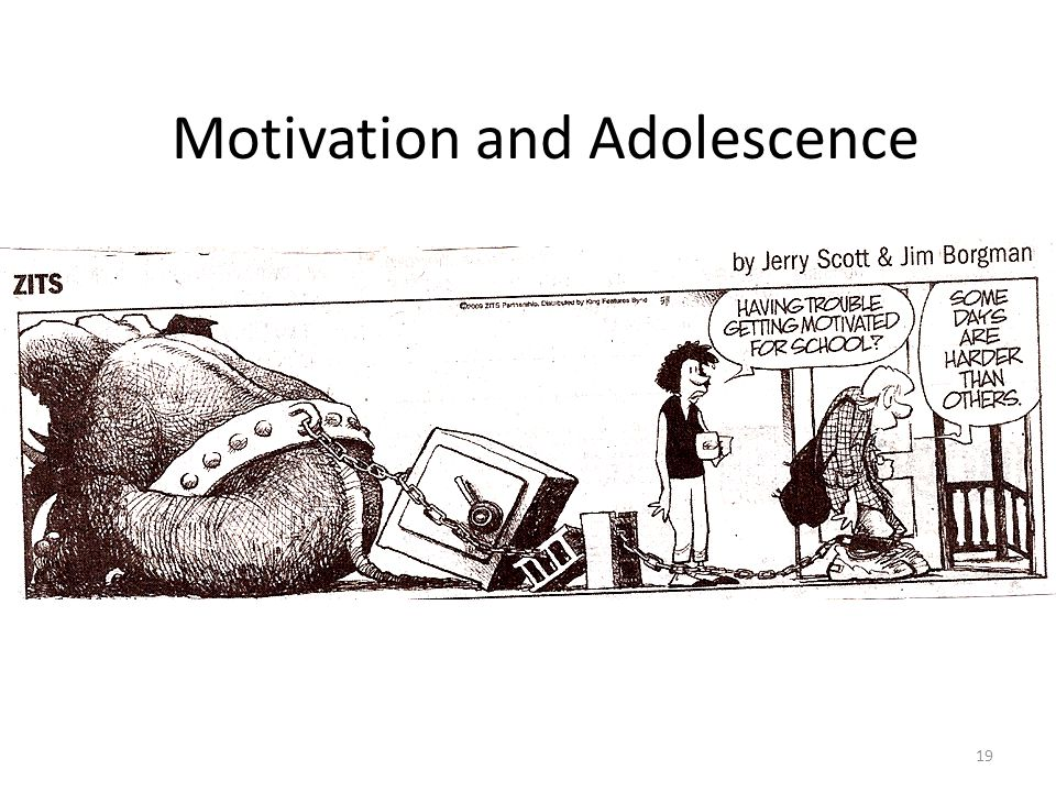 Motivation and Adolescence