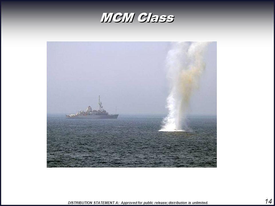 MCM Class 14