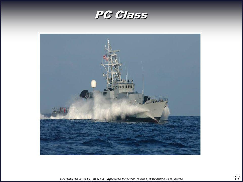 PC Class 17