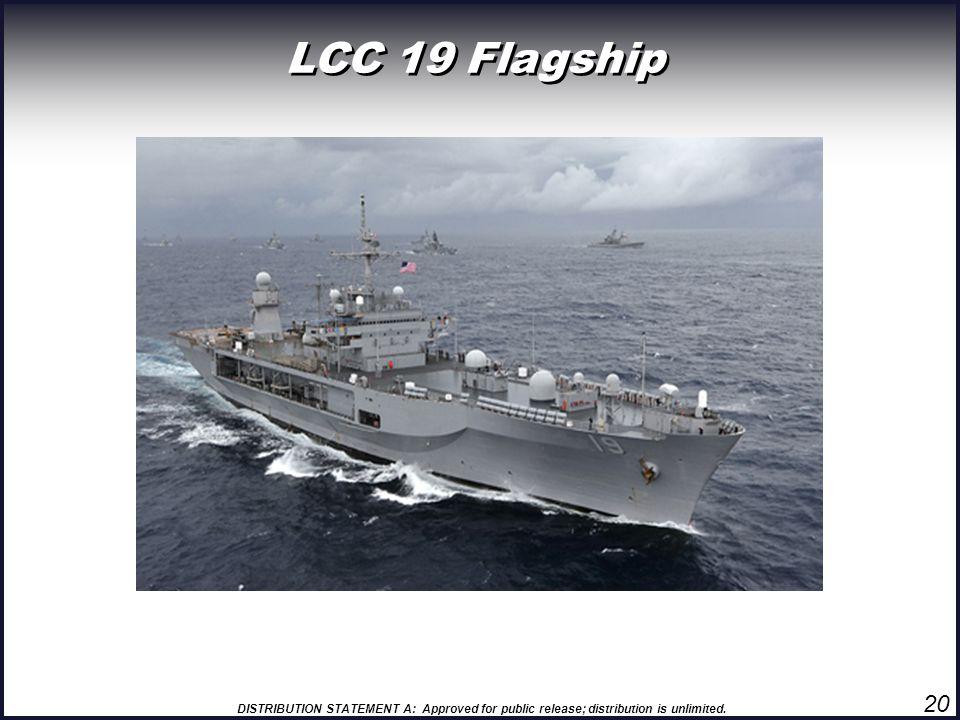 LCC 19 Flagship 20