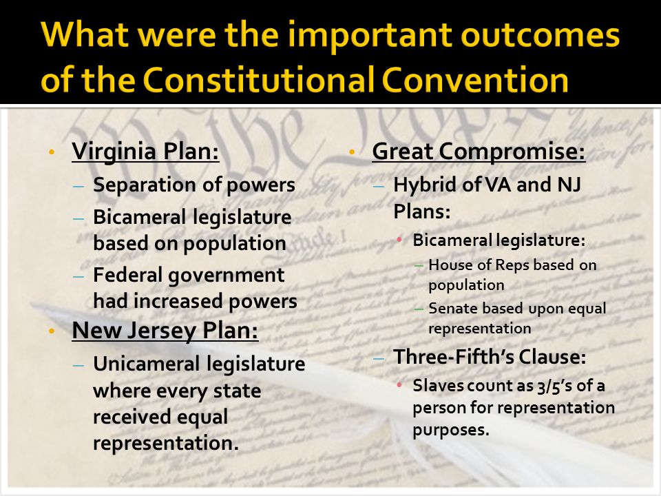 the importance of ratifying the constitution in the united states The constitution of the united states is the central instrument of was an important were not filled until those states ratified the constitution.