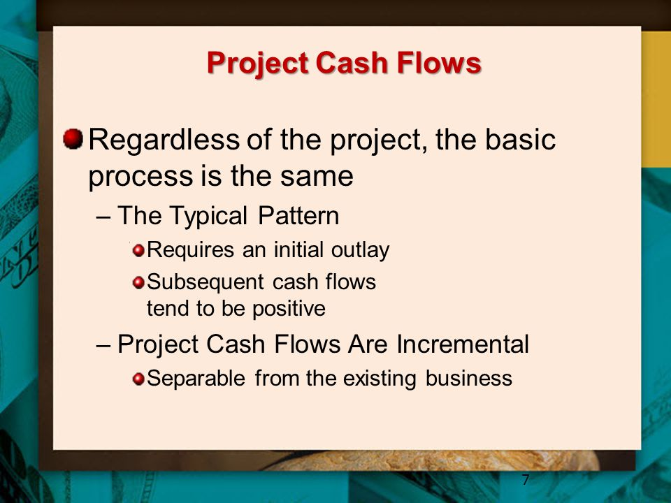 Regardless of the project, the basic process is the same