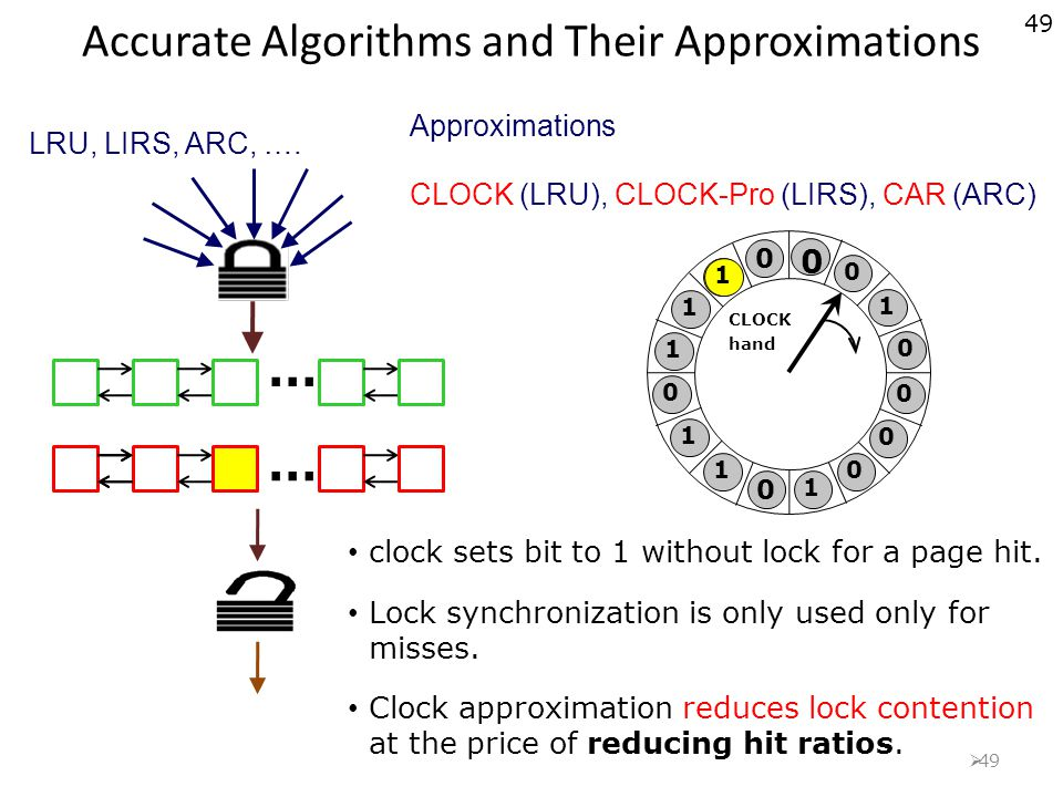 Accurate Algorithms and Their Approximations