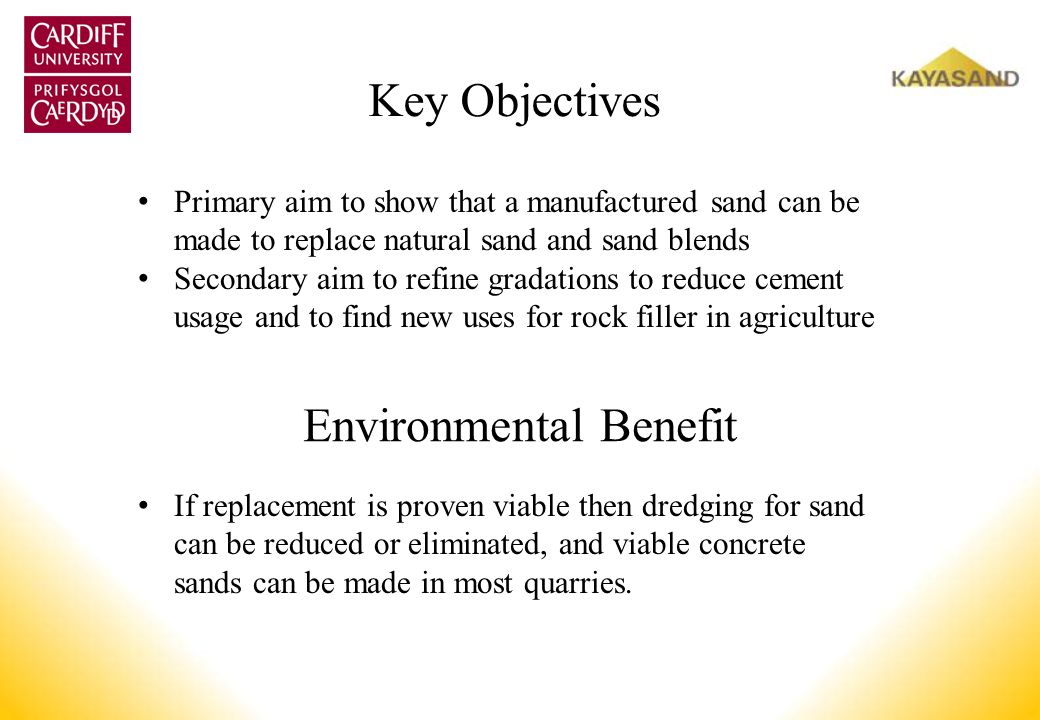 Environmental Benefit