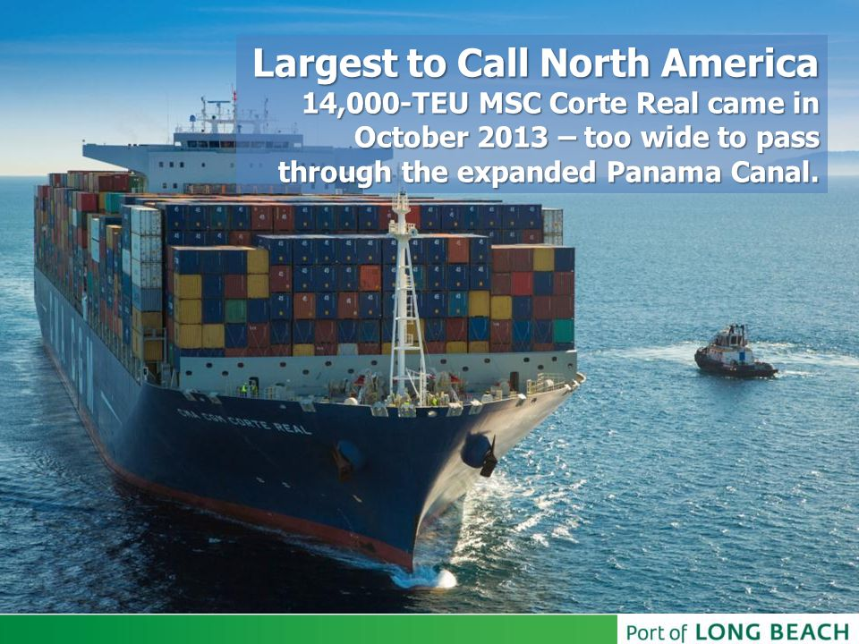 Largest to Call North America