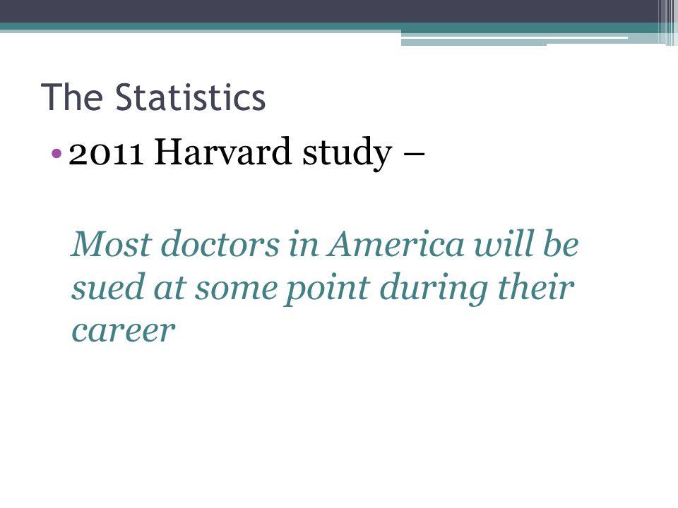 The Statistics 2011 Harvard study –