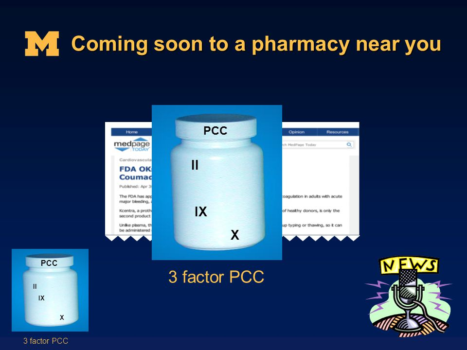 Coming soon to a pharmacy near you