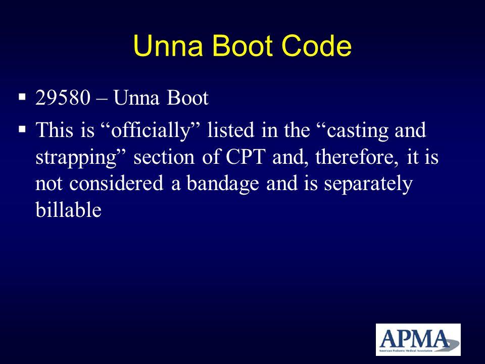 Unna Boot Code 29580 – Unna Boot