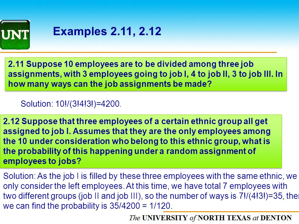 Examples 2.11, 2.12