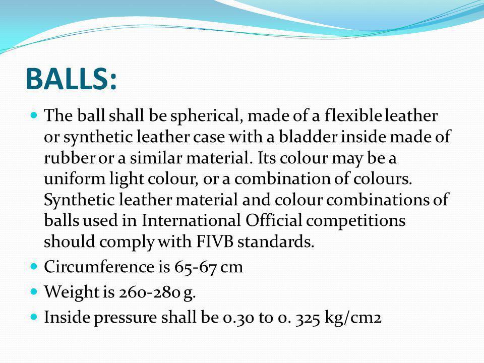 BALLS: