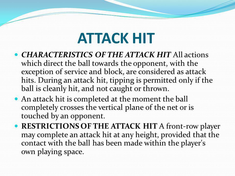 ATTACK HIT
