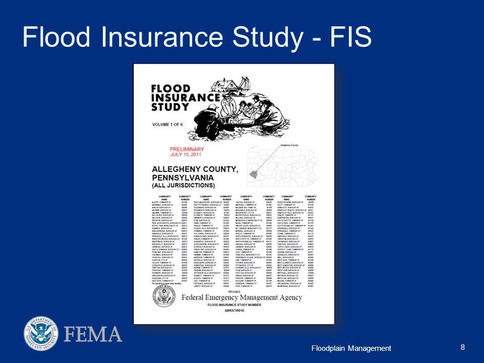 Flood Insurance Study - FIS